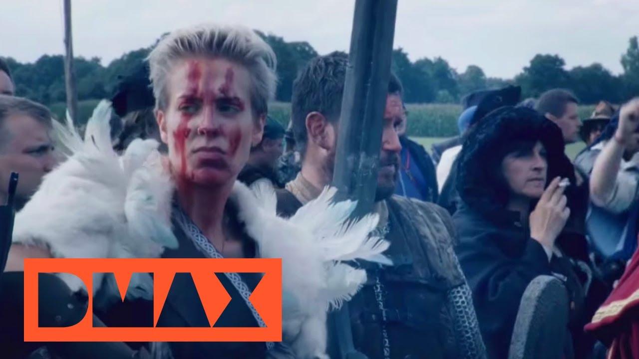 Dmax Doku Schlacht Um Mythodea Youtube