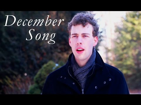 December Song - Jacob Sutherland (Peter Hollens Cover)