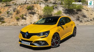 Renault Megane RS Trophy, digitalmente ágil, genuinamente divertido [PRUEBA - #POWERART] S05-E04