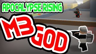 M3 GOD | Apocalypse Rising (15.) | ROBLOX