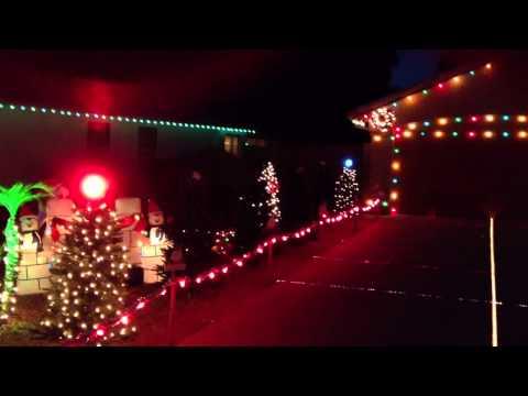 Christmas Light Display Arizona
