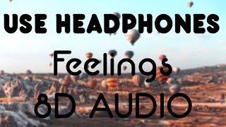 Lauv – Feelings (8D AUDIO)