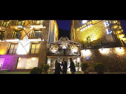 Hoteles Princesa Parc & Diana Parc en Andorra