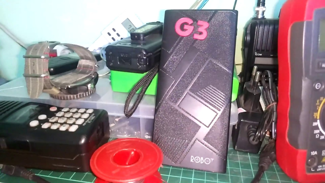 Cara Memperbaiki Powerbank Robot G3 Dicas Tidak Mau Ngisi Youtube