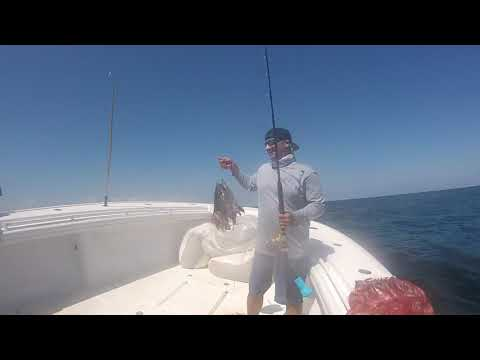 Tuna Fishing With Superstrike Charters - Gulf Of Mexico