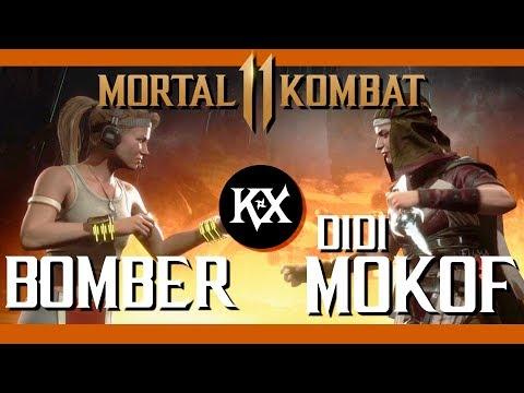 FT3 entre Bomber e Didi MoKOF - MORTAL KOMBAT 11 thumbnail