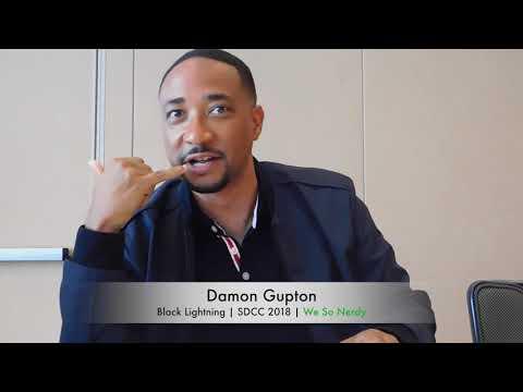 WSN INTERVIEWS: Damon Gupton at SDCC 2018 streaming vf