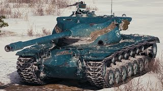 World of Tanks T57 Heavy - 5 Kills 10,2K Damage