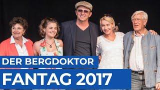 Beim BERGDOKTOR Fanfest Mai 2017 dabei |  Scheffau | Wilder Kaiser | Tirol