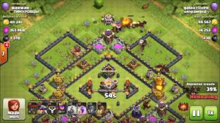 Clash of Clans - Th10 legend series #13 | I attacked world number 1!?!? + reached 5400!