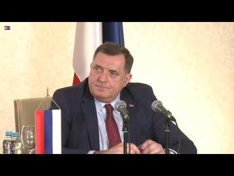 Istocno Sarajevo - Dodik se obrusio na RTVBN
