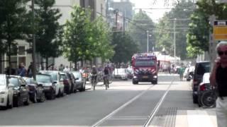 Prio 1 DHV 1665 TS43-2 OD90-1 AMBU 17-143 (111 AANRIJDING MET LETSEL) Willemsplein Rotterdam