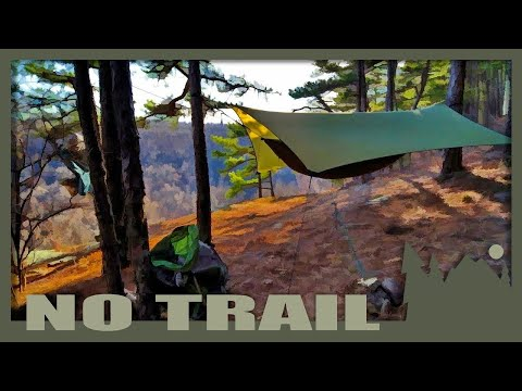 330 Upper Buffalo Wilderness Area Backpacking Action
