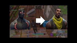 Revealing fortnite masked skins face (Fortnite battle royale)