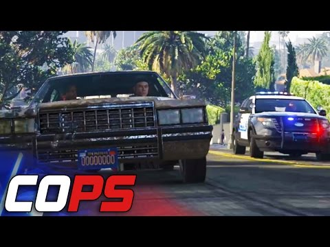 Dept. of Justice Cops #4 - Over The Limit (Criminal)