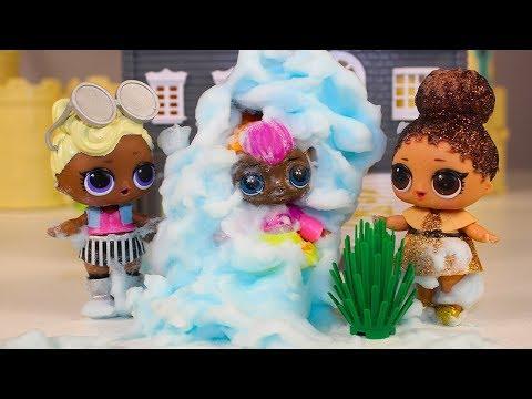 🎂 КУКЛЫ ЛОЛ 👑 Мультики #ЛОЛ Сюрприз День Рождения Фанки Мультики для детей про Игрушки LOL Surprise