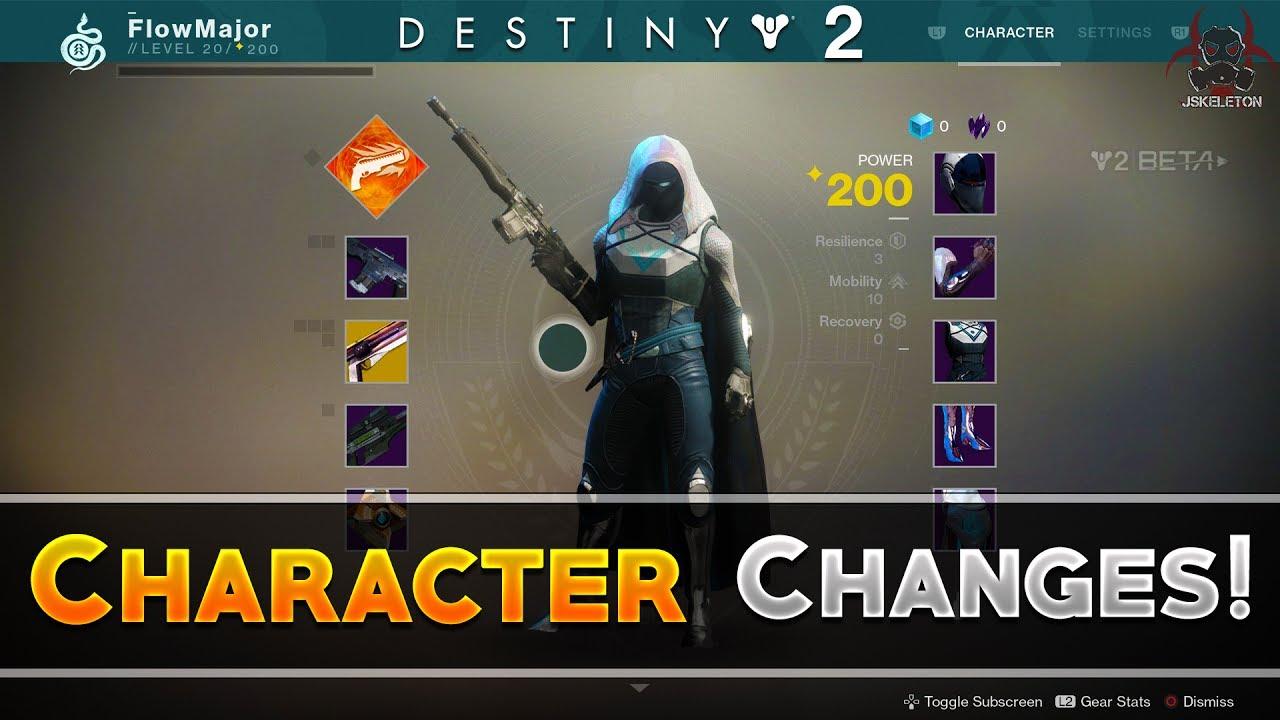 Extra ghost slots destiny