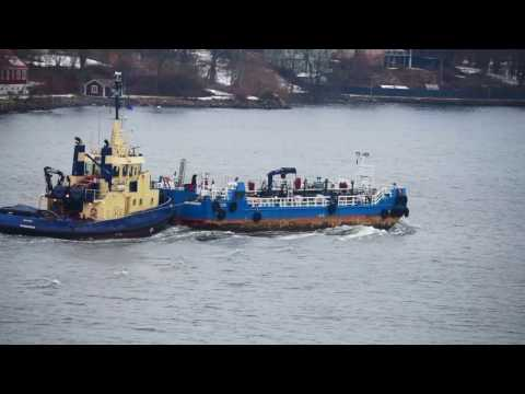 Shipsforsale Sweden, Madicken, Bunker tank barge DnV, double hull. Sold.