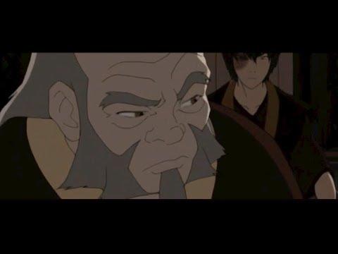 Zuko Apologises to Iroh: Full Scene [HD]
