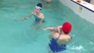 Аквааэробика для грудничков - Обучение плаванию в бассейне в Минске для детей (Курсы,Секция,занятия)