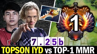 TOPSON INYOUDREAM vs the First 10K MMR Indonesian — Incredible Comeback Dota 2