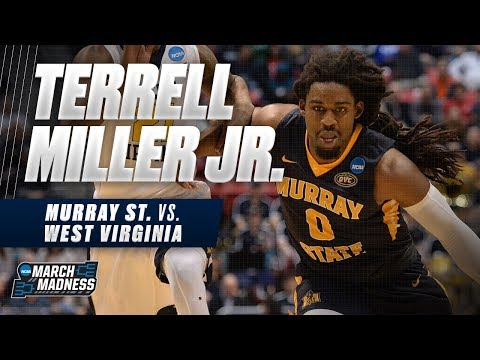 Murray St. vs. West Virginia: Terrell Miller Jr. drops 27 on the Mountaineers