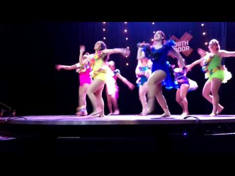 Latin Jazz. Adult Performance By Dance Austin