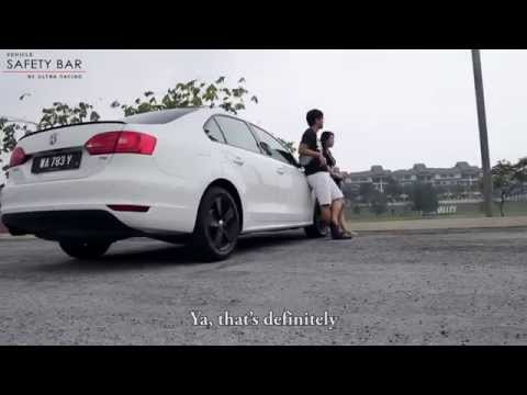 Volkswagen Jetta Installed Front & Rear Anti Roll Bar / Sway Bar