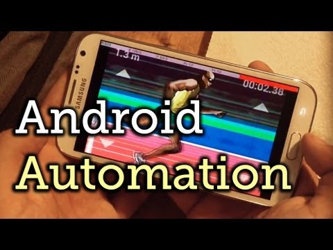 Android Bot Maker! Create Repeating Actions on Your Samsung Galaxy Note 2 [How-To]