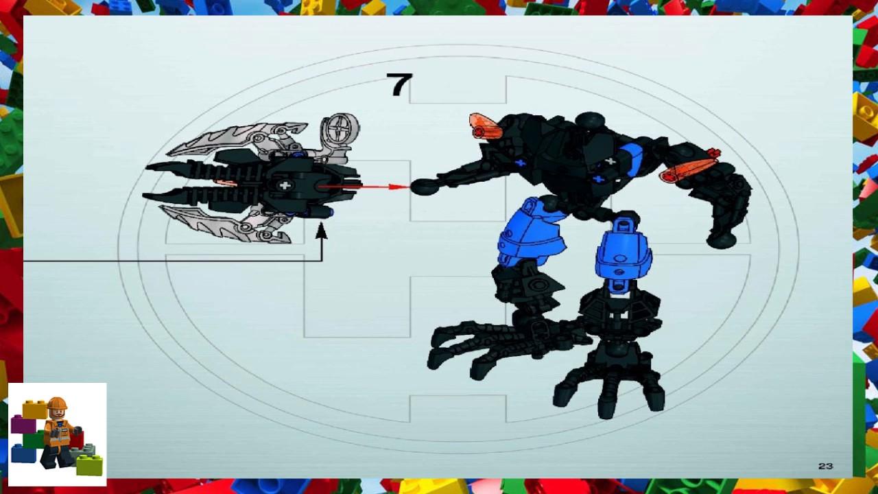 lego racers 8211 инструкция