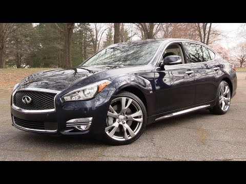 2016 Infiniti Q70L - Start Up, Road Test & In Depth Review
