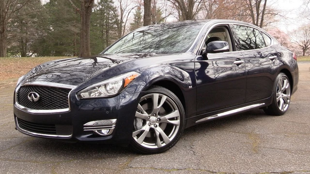 2016 Infiniti Q70l Start Up Road Test In Depth Review