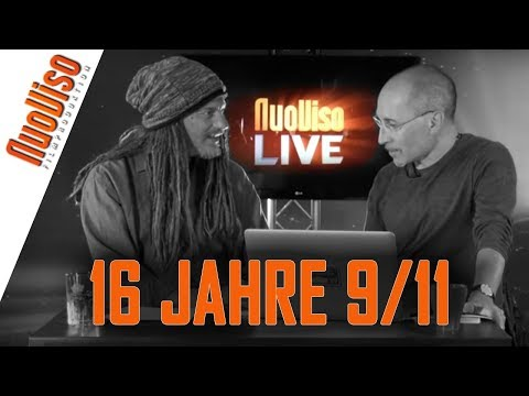 NuoViso LIVE #7 - 16 Jahre 9/11 mit Stone & Stoner