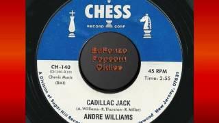 Cadillac Jack  - Andre Williams