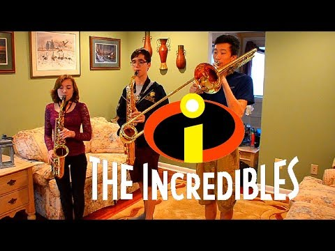 The Incredibles (The Glory Days/Life's Incredible Again)