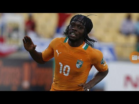 Gervinho vs Togo CAN 2013