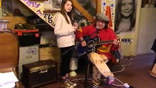 Bonzo Dog Doo-Dah Band - I'm The Urban Spaceman - Acoustic Cover - Danny McEvoy ft. Jasmine Thorpe