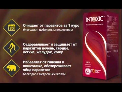 intoxic купить в аптеке - интоксик лекарство отзывы