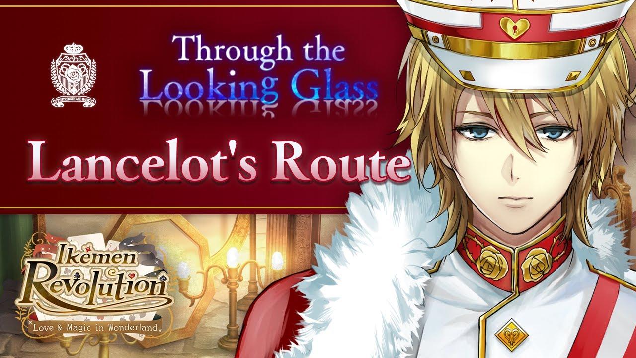 Ikémen Revolution: Through the Looking Glass Lancelot's Route Trailer