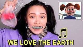 Disney & pixar sings Earth by. Lil Dicky