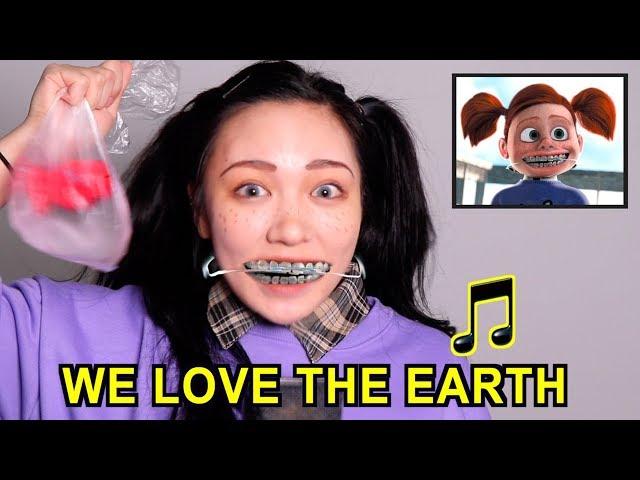 디즈니 & 픽사 캐릭터들이 부르는 Earth by. Lil Dicky | Disney & Pixar impression