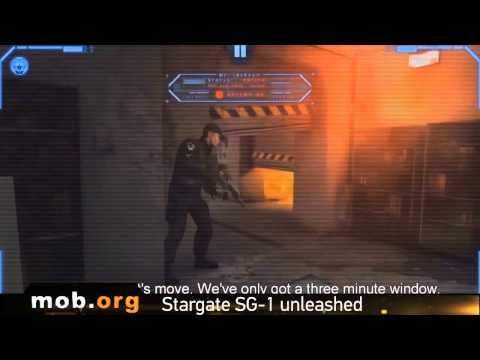 Stargate SG-1 Unleashed Ep 1 Android Review - Mob.org
