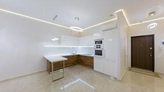 Продажа 2-комнатная квартира с авторским ремонтом в ЖК