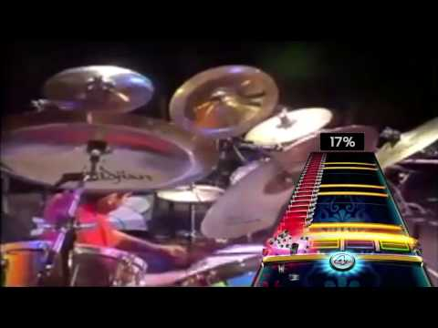 Rock Band 3 - Jacob Armen Drum Solo (Custom Song)