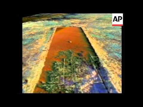 USA: NEW RADAR IMAGES OF CAMBODIA'S ANGKOR REGION UNVEILED