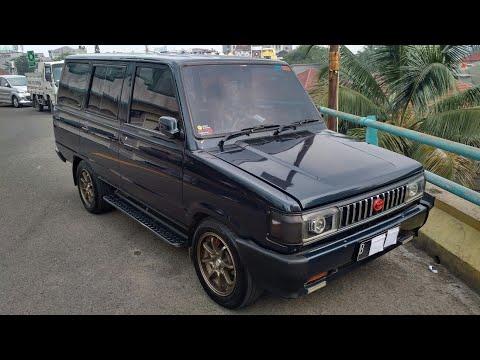 In Depth Tour Toyota Kijang LX (1995) - Indonesia