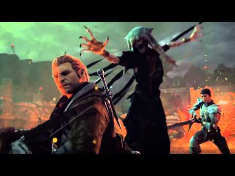 Dragon Age GMV - Everybody wants to Rule the World