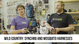 SPOTLIGHT: Wild Country - Synchro and Mosquito Harnesses