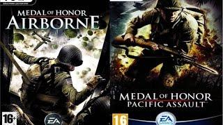 Medalla de Honor Airborne VS Medalla de Honor Pacific Assault