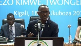 Ijambo rya Perezida Kagame  mu gusoza inama y'igihugu y'Umushyikirano ku nshuro ya 12